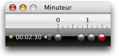 Minuteur - Cool little timer app