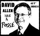 'David Allen Has a Posse'