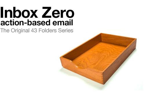 GTD Inbox Zero email